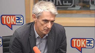 Na zdjęciu: Michał Laskowski, rzecznik Sądu Najwyższego