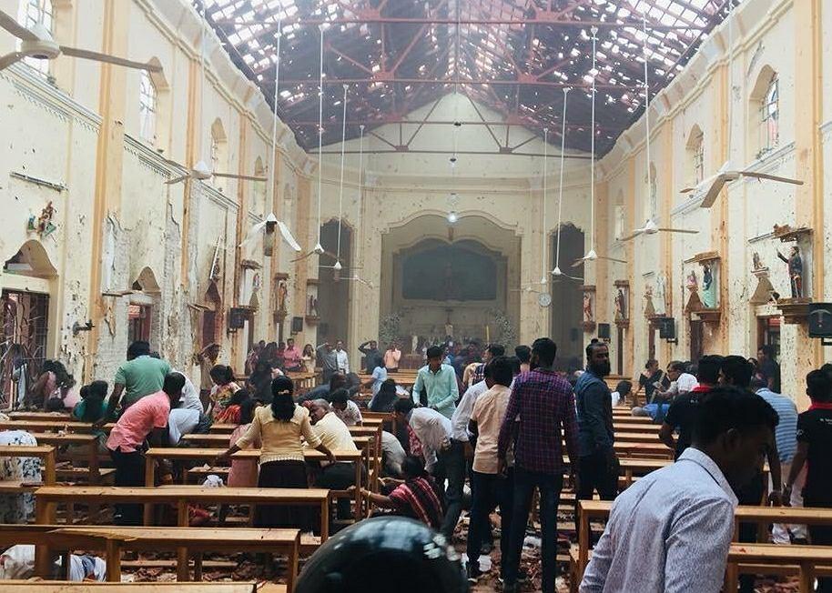 Wybuchy na Sri Lance. Zginęło ponad 100 osób