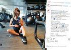 Anna Lewandowska mówi o wadze w ciąży: Teraz brzuszek mam większy