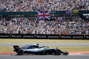 Wyścig F1 na ulicach Londynu?