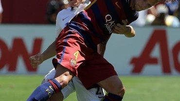 Ivan Rakitić w barwach FC Barcelony