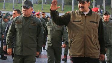 Wenezuela. Nicolas Maduro nakazał żołnierzom gotowość na wypadek ofensywy militarnej USA