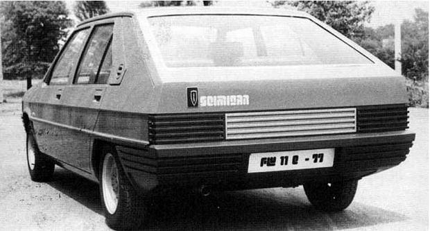 Reliant FW11 (1977)