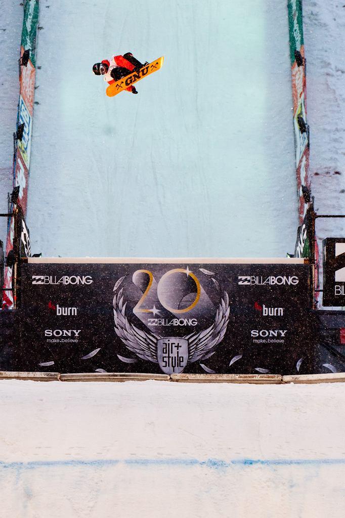 Zawody Burn Air&Style na skoczni Bergisel w Innsbrucku