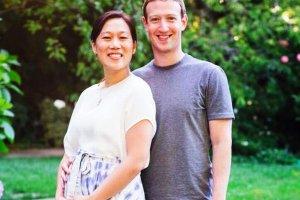 Priscilla Chan i Mark Zuckerberg