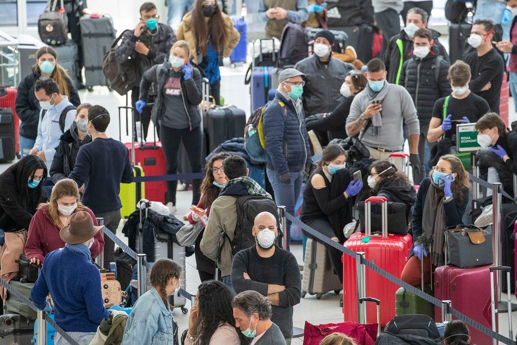 Koronawirus. Liczba zakażonych w USA gwałtownie wzrasta. Nowy Jork apeluje o ustawę wojenną (zdjęcie ilustracyjne)