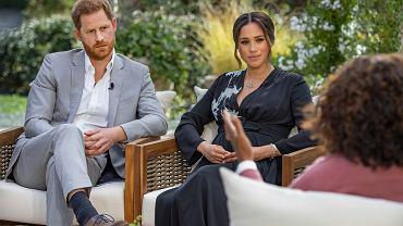 Brytyjczycy ocenili wywiad Meghan i Harry'ego. Zaskakujące wyniki sondażu