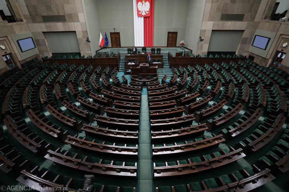 Koronawirus. Sejm.