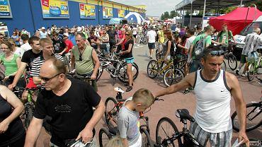 XX Święto Roweru w Lubartowie