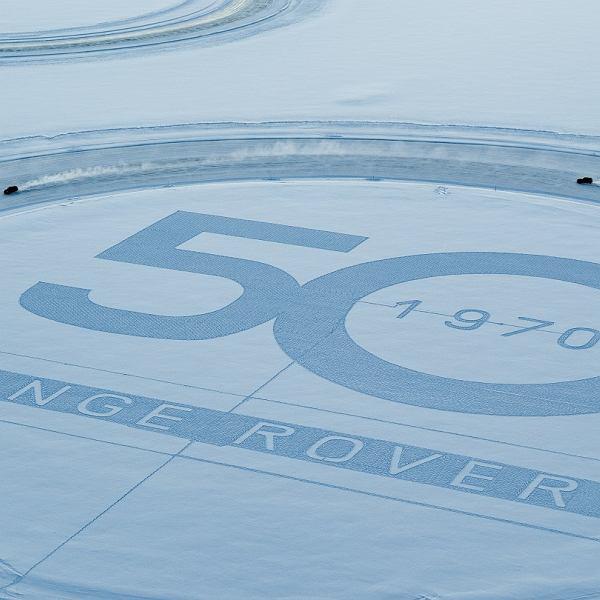 50-lecie Range Rovera