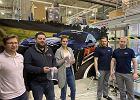 Inżynierowe z Nexteer Automotive w Tychach drukują przyłbice dla lekarzy