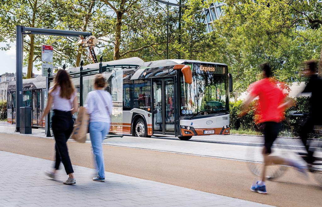Nowoczesne miasta mają wiele pomysłów na promowanie alternatywnych wobec samochodów osobowych form podróżowania