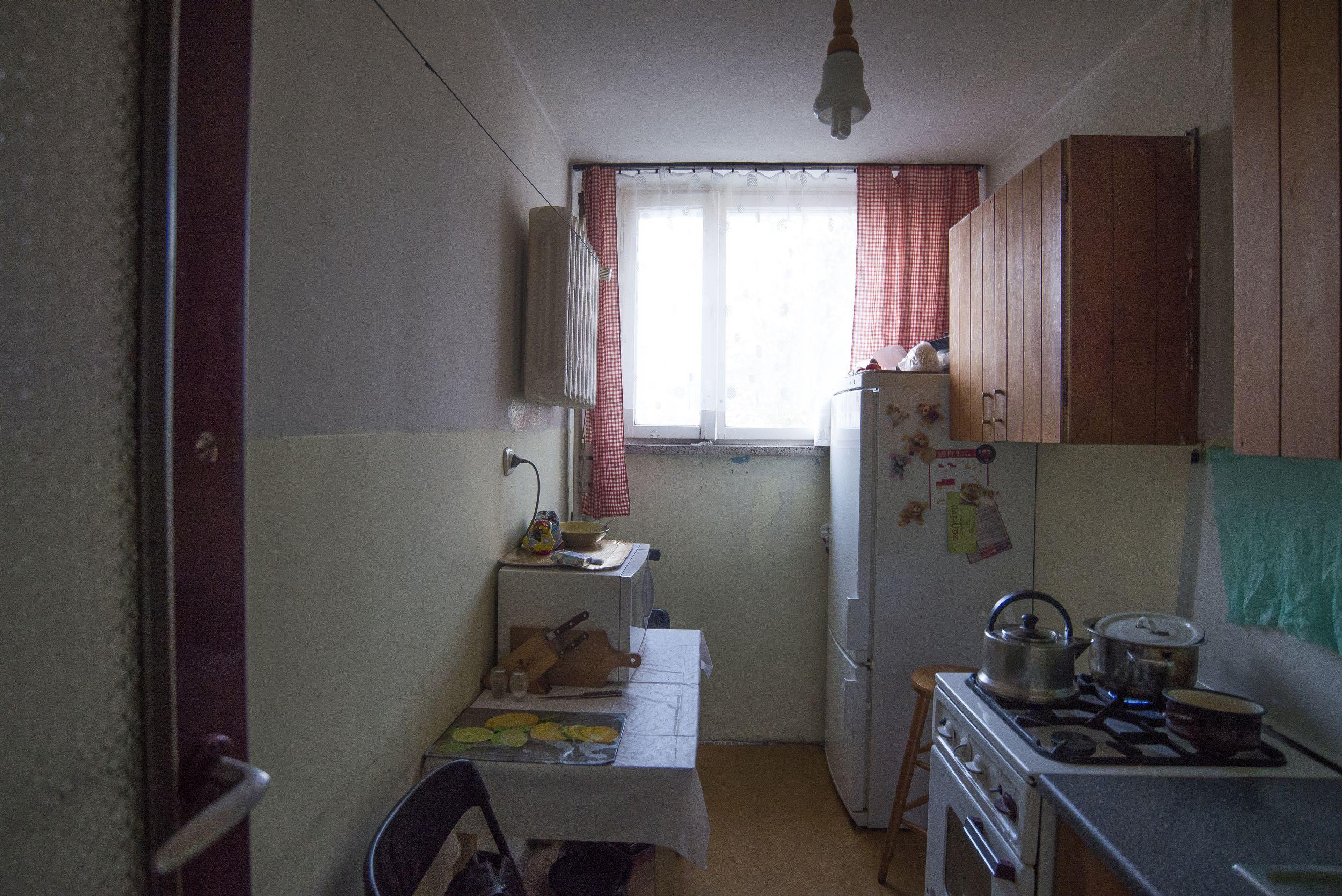 Wynajęte mieszkanie (fot. Filip Springer)