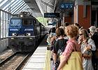 Polskie pociągi coraz bardziej spóźnione. Prawie połowa składów PKP Intercity nie jeździ zgodnie z rozkładem