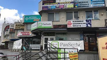 Skupiska reklamowe w Warszawie