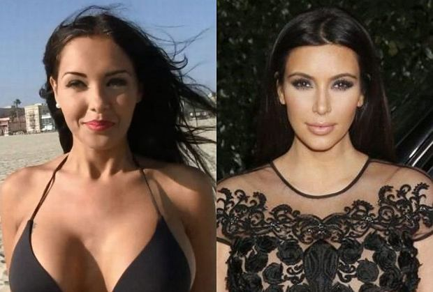 Kim Kardashian, Nabilla Benattia