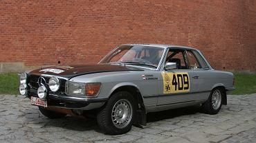 Mercedes 450 SLC Sobiesława Zasady