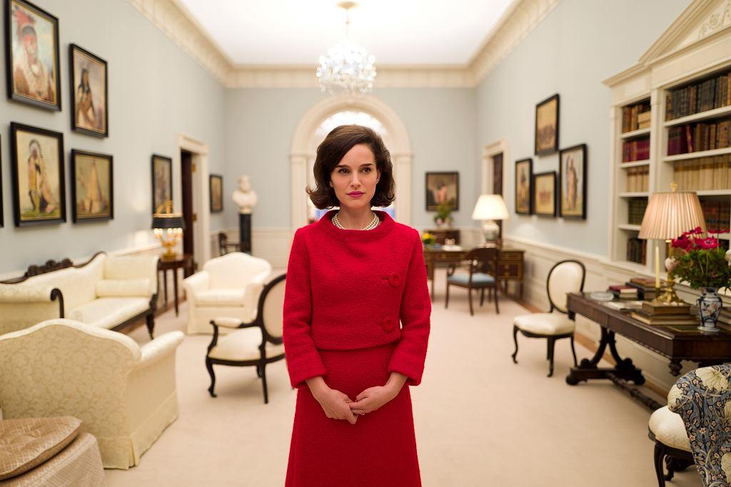 Natalie Portman w 'Jackie', kadr z filmu / Mat. prasowe