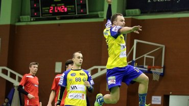 Druga liga piłkarzy ręcznych: Kancelaria Andrysiak Stal Gorzów - Wybrzeże II Gdańsk 45:20 (22:8)