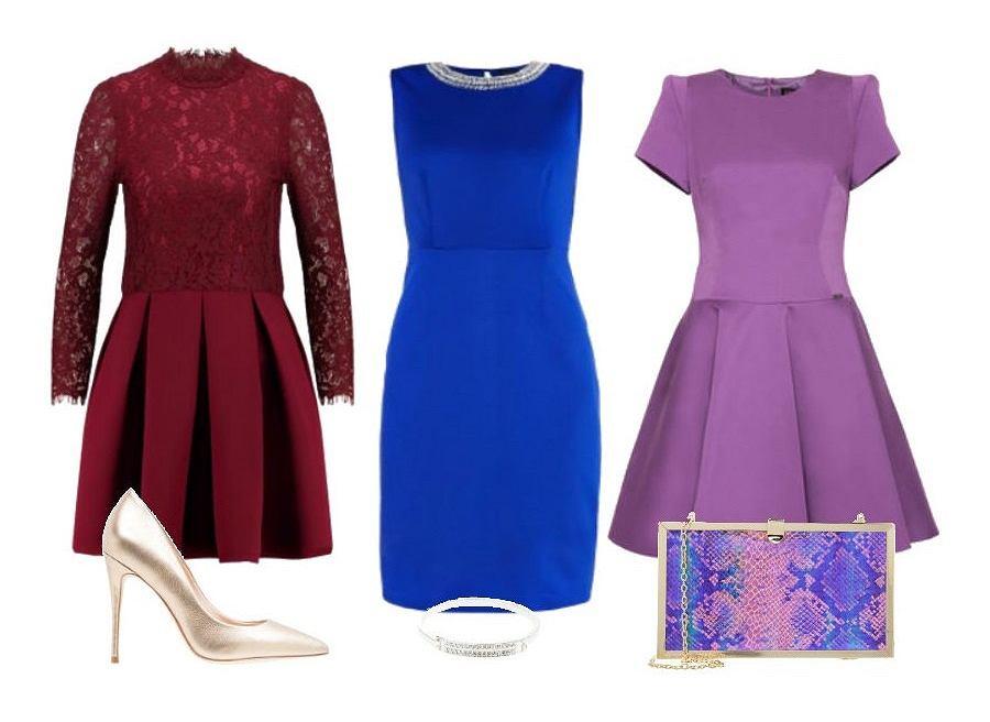4c6ca604 Sukienki na wesele jesienią - odkryj trzy najmodniejsze kolory