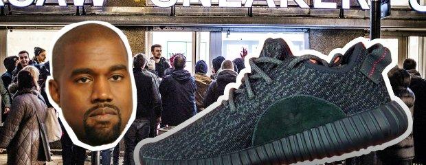 Fenomen butów od Kanye Westa - Adidas Yeezy Boost 350