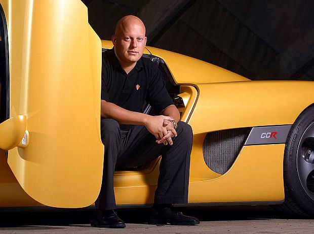 Christian von Koenigsegg