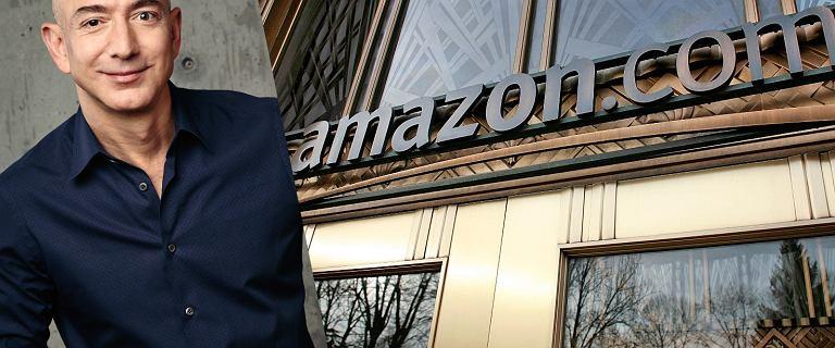 Davos. Analitycy uznali Amazona za najbardziej wartościową firmę na świecie