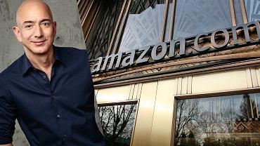 Jeff Bezos, założyciel i szef Amazona