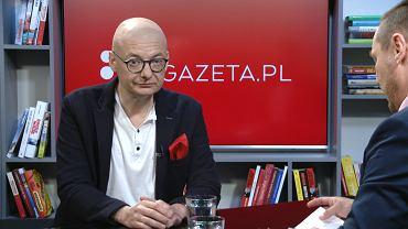 Michał Kamiński był gościem Porannej rozmowy Gazeta.pl