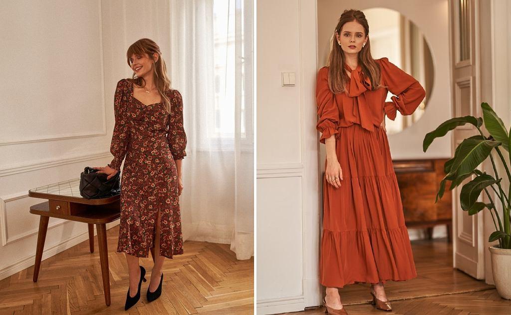 Olga Kalicka w sukienkach Re?ves