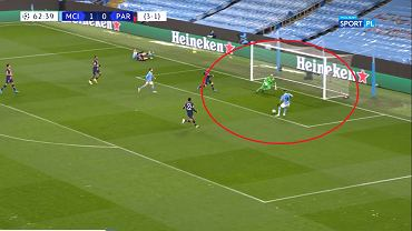 Drugi gol Riyada Mahreza w meczu City - PSG