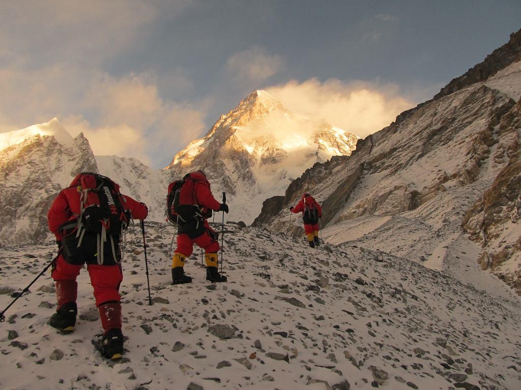 Zdjęcia z wyprawy na Broad Peak w 2011r.