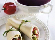 Barszczyk paprykowy - ugotuj
