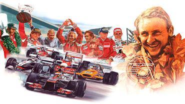50. rocznica powstania McLarena