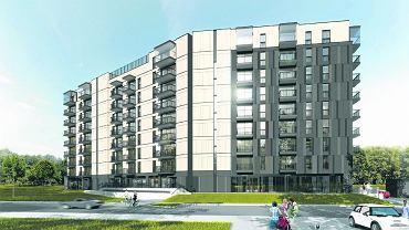 Tak ma wyglądać czynszówka Funduszu Mieszkań na Wynajem  przy ul. Samochodowej na warszawskim Mokotowie