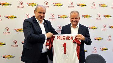 Firma Blachy Pruszyński zawarła umowę z Polskim Związkiem Piłki