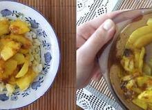 Cynamonowy ryż z jabłkami - ugotuj