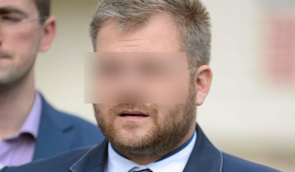 Rafał P., były radny PiS