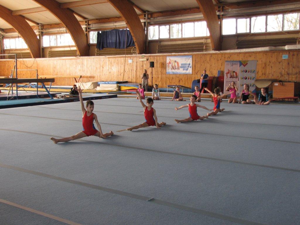 MOSiR w Łodzi promuje gimnastykę wśród dzieci i młodzieży