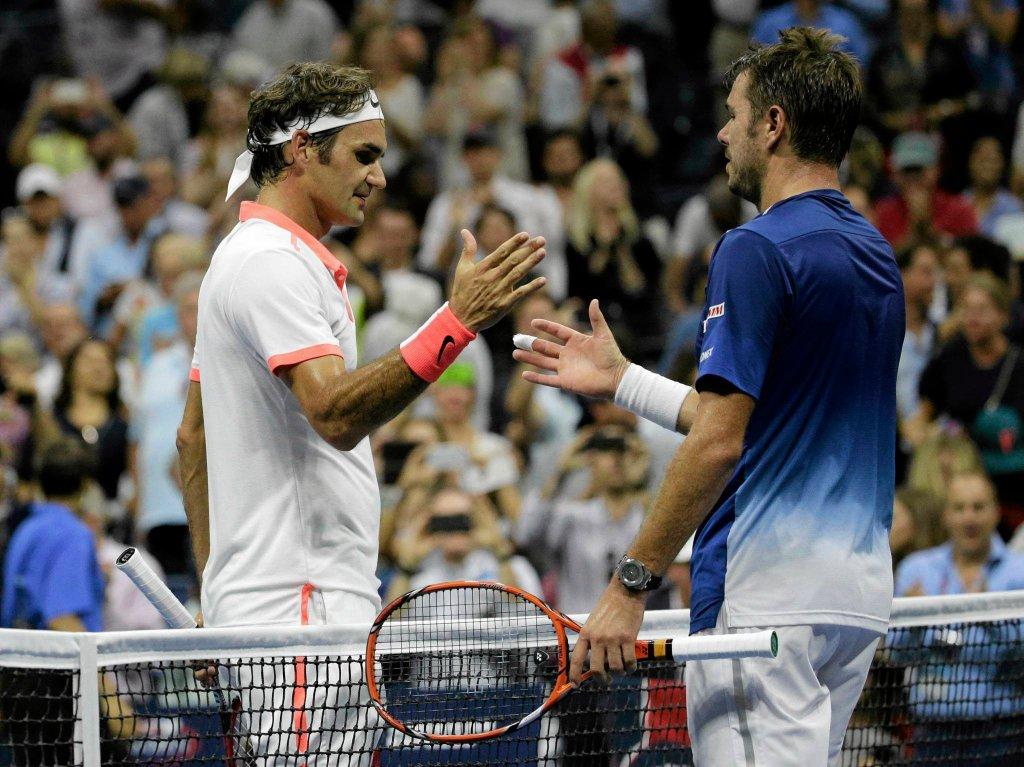 Roger Federer i Stan Wawrinka
