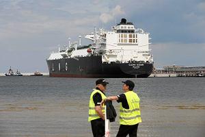 Gaz popłynie Odrą i Wisłą. Dziś podpisanie umowy na rozbudowanie gazoportu w Świnoujściu