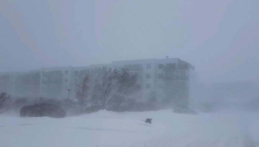 Załamanie pogody na Islandii na nagraniu autorów bloga IceStory
