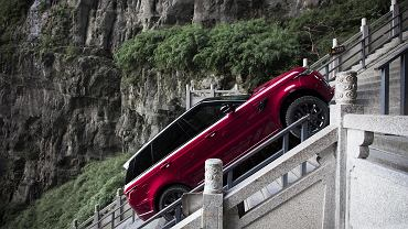 Range Rover Sport P400e - Dragon Challenge