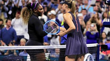 Serena Williams i Maria Szarapowa