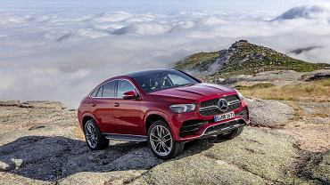 Nowy Mercedes GLE Coupe