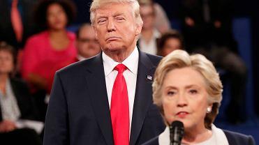 Wybory w USA. Kandydaci na prezydenta Stanów Zjednoczonych: Hillary Clinton i Donald Trump
