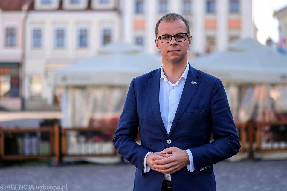 Wojciech Bakun, prezydent Przemyśla, działacz Kukiz'15