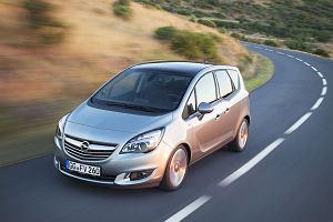 Opel Meriva w akcji - wideo