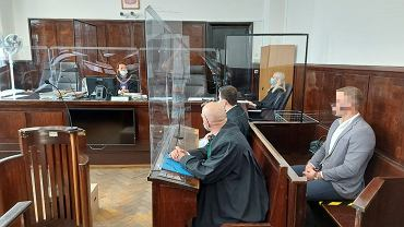 Rozprawa w sądzie w reżimie sanitarnym