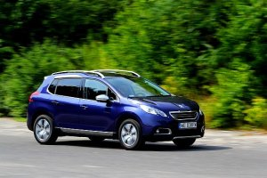 Peugeot 2008 1,2 Allure | Test | Tylko do miasta